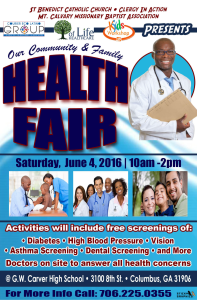 Community & Family Health Fair